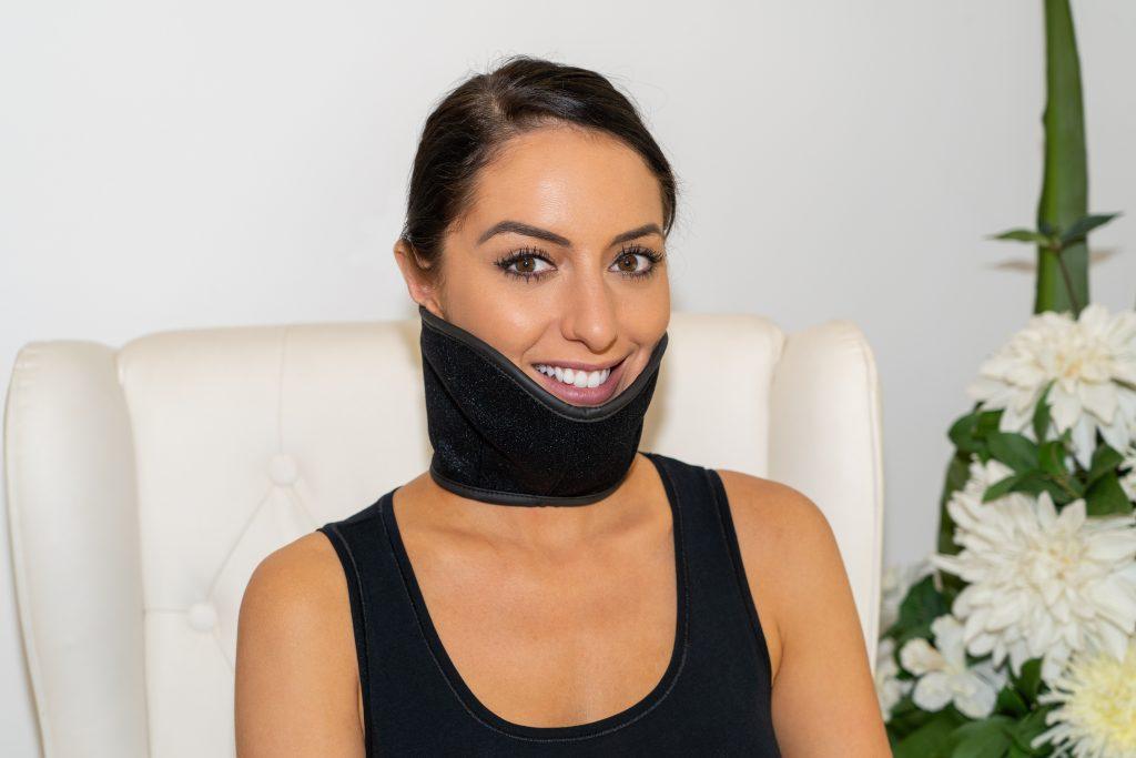 FaceSculptor, enfin un masque qui affine le visage et le cou
