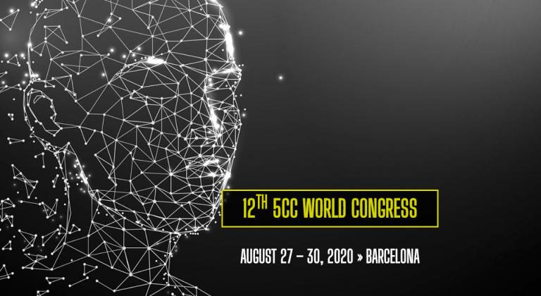 Cosmosoft participera au 5CC world congress 2020 à barcelone